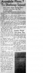 Avondale Shakes it up