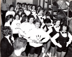 Drill Team and Majorettes