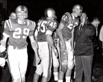 George (AKA Butch) has just been told to not let Billy Lothridge get outside.